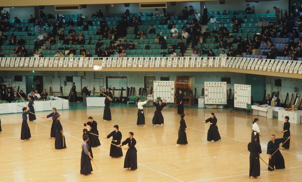 2017年日本杖術協会競技大会