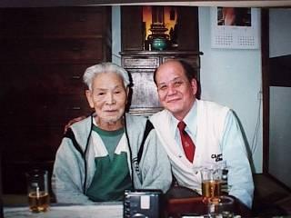 故乙藤先生と塩川先生